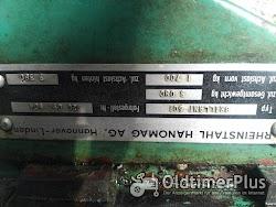 Hanomag Brillant 601 Foto 9