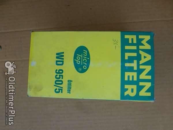 Mann WD 950/5 Ölfilter Foto 1
