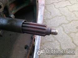 Deutz F2L612/x; D25.1 Kupplungsglocke mit Vorschaltgetriebe Foto 4