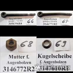 IHC Ersatzteile, Schlepperteile, Sortiment C Foto 3