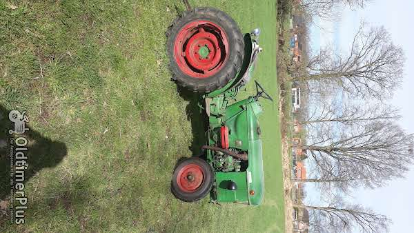 Deutz d3005 smalspoor Foto 1