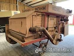 Ködel & Böhm Dreschmaschine Foto 8