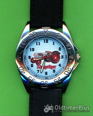 Eicher Königstiger Armbanduhr Foto 1