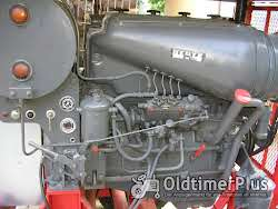 Deutz Motor A4 L514 passend für Schlepper F4 L514 ! Foto 9