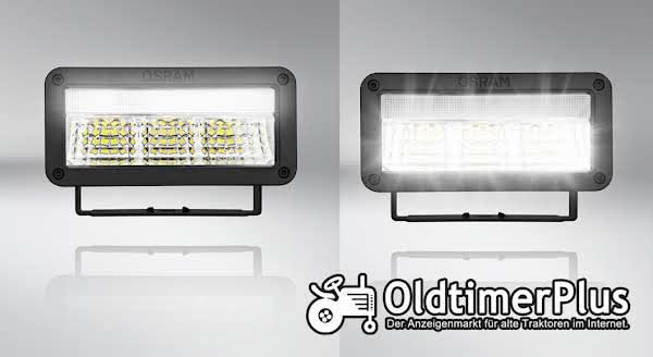 Osram OSRAM LEDriving® Compact 2-in-1 Wide & Accent mit Tagfahrlicht NEU Foto 1