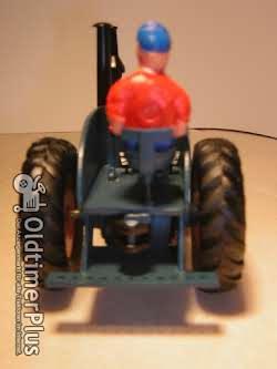 Lanz Bulldog MO-Miniatur Modell in Guss Weissmetall Foto 6