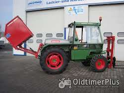 Deutz Intrac 2002A Foto 4