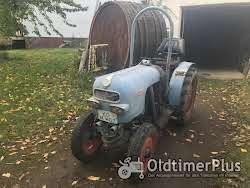 Eicher ES 202 Schmalspurtraktor Foto 7