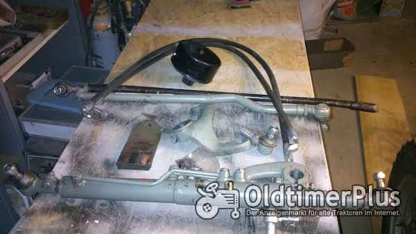 Massey Ferguson Hydraulische Lenkung für MF 135 Foto 1