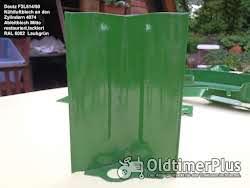 Deutz F2L 514/50 Motor -Kühlluftleitbleche Kühlluftleitbleche Verschiedene rund um die Zylinder Foto 2