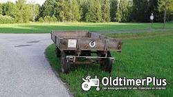 -- Traktor Anhänger Foto 2