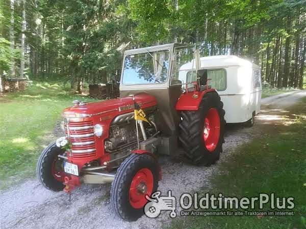 Hürlimann Traktoren die nicht jeder hat Foto 1