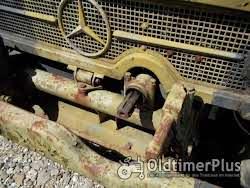 Mercedes Unimog  416 Foto 3