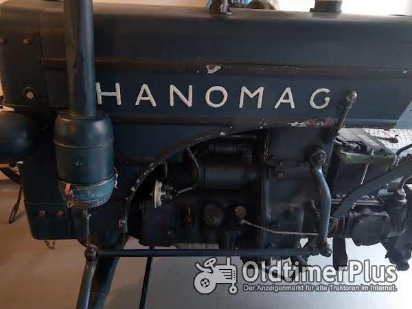 Hanomag R16 B Foto 1