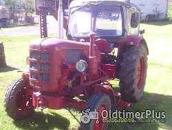 Fahr Traktor Foto 3