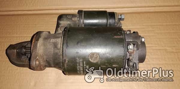 Bosch Anlasser 0001354100 JD 12 V 1,8 PS Foto 1