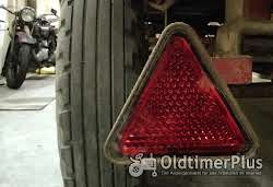 Welger TK60 Triebachsanhänger Einachser Kipper - AZK 60/80F, Blech und Typenschilder Foto 7