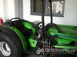 Deutz Agrokid 35 mit Schauffel EV 225 Foto 2