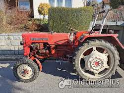 Farmall McCormick International Farmall D 320