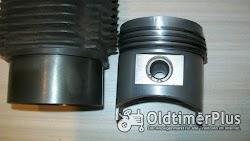 Ruggerini RD 900 - RD 901 CODE 2147  Kolben und Zylinder 91,5 Foto 4