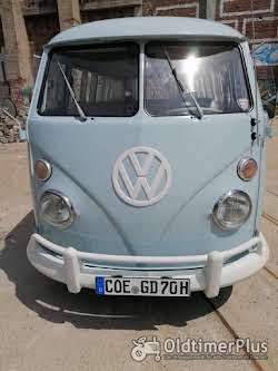 Volkswagen T1 Brasil Typ 2 Bulli Foto 2