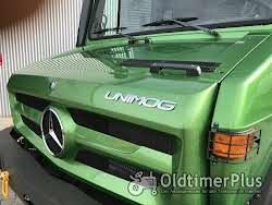 Mercedes Unimog 427 mit Doppelkabine, Funmog, Showfahrzeug Foto 11