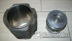 Ruggerini RD 900 - RD 901 CODE 2147  Kolben und Zylinder 91,5 Foto 2