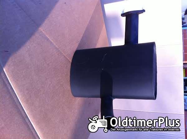 Güldner Guldner G25 Auspufftopf Auspuff , Gueldner Foto 1