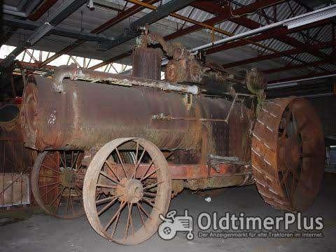 Sonstige Frick eclipse steam engine tractor Foto 1