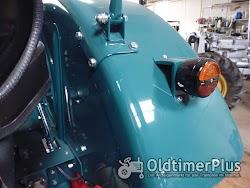 Hanomag R35,R28 Lampenhalter Universal für Vorne und Hinten passend Foto 2