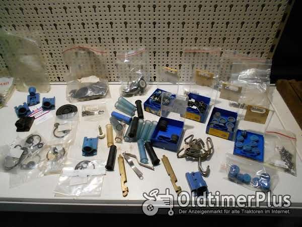 ALFA-LAVAL DUOVAC Ersatzteile gebraucht Foto 1