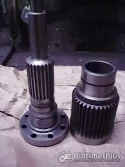 Fendt Case/IHC Deutz Schlüter ZF Getriebe Instandsetzung von: Turbokupplung, Hohlwelle, Zahnwelle, Kupplungswelle, Flanschwelle Foto 5