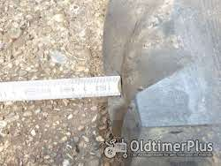 Gutbrod Terra Kompletträder für Einachsschlepper oder andere passende Steckachsen Foto 5