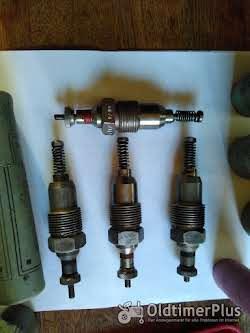 Hanomag D52 D85 Glühkerze W171 hanomag D52 D85 gloeibougie merk Litz Foto 2