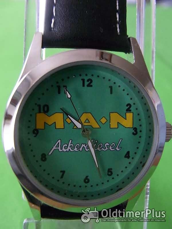 MAN Zeichen  Armbanduhr Foto 1