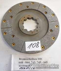 IHC Ersatzteile, Schlepperteile, Sortiment D Foto 2