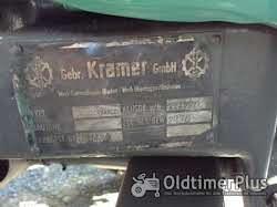 Kramer 450 Export Perkins Foto 3