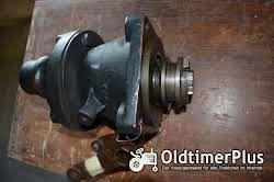 Allgaier A22 Motor Haube und Teile Foto 2