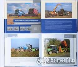 Literatur Landmaschinen-Bildband (ex DDR-Betriebe
