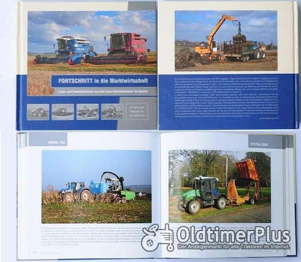 Landmaschinen-Bildband (ex DDR-Betriebe Foto 1