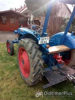 Fordson Traktor Ford fordson dexta Foto 2