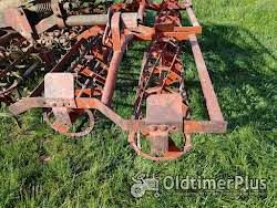 RAU Unimat 330 hydraulische Egge Saatbeetkombination Foto 3
