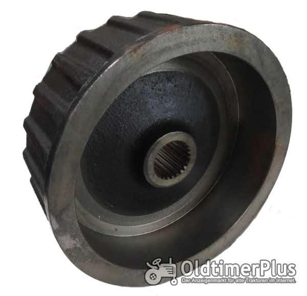 Deutz Bremstrommeln für  7506, 8006, 9006 und 10006 Foto 1