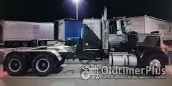 Seltener US Oldtimer Truck SZM Chevrolet Bison . Peterbilt 1979 Chevrolet Bison US Semi Truck Detroit Diesel GMC Foto 2