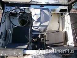 Mercedes Unimog 406 Cabrio Foto 7