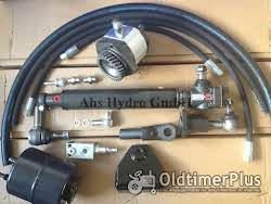 Original Riva Calzoni Hydraulische Lenkung Güldner G40 G45 G50 G30 G35 auch Allrad Foto 3