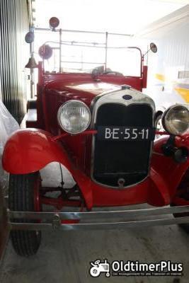 Ford AA Firetruck Foto 1