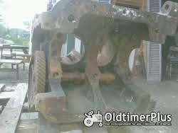 Deere Lanz 2 zyl. Motorblock Foto 3