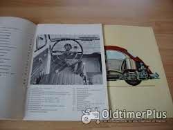 orig. Betriebsanleitung VW 1300 Käfer Export 1965 Foto 2