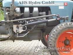 Calzoni Rcd. Hydraulische Lenkung  Eicher Traktoren Foto 2